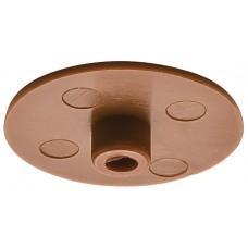 Заглушка для корпуса стяжки MINIFIX пластиковая коричневая HAFELE