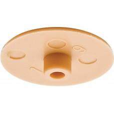 Заглушка для корпуса стяжки MINIFIX пластиковая сосна HAFELE