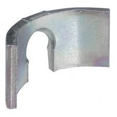 Сегмент полумесяц для стяжки D35 мм сталь оцинкованная Hafele