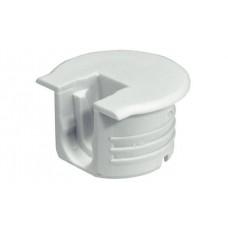 Корпус стяжки RAFIX TAB пластиковый, цвет белый для детали 16мм