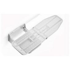 Гладильная доска Hafele откидная настенная Ironfix белая без чехла