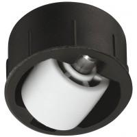 Мебельный ролик стационарный D=25 мм нагрузка до 50 кг для твердого покртия ламинат или паркет
