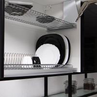 Сушка с рамкой для посуды 450 мм Vibo, комплект